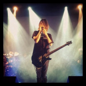 Steven Wilson live in Vienna